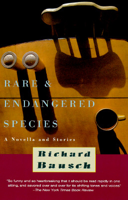 Image for RARE AND ENDANGERED SPECIES A NOVELLA AND STORIES