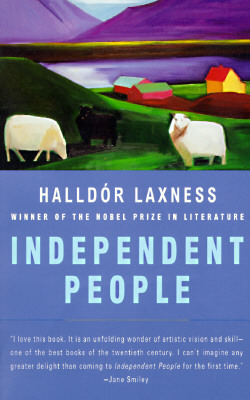 Independent People, Halldor Laxness