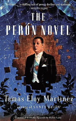 The Peron Novel, Martinez, Tomas Eloy