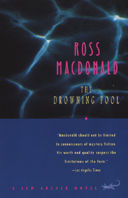 The Drowning Pool, MacDonald, John Ross