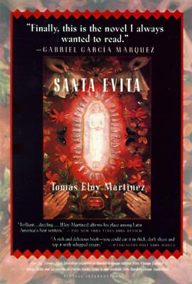 Santa Evita, Tomas Eloy Martinez