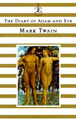 Image for Diary of Adam and Eve