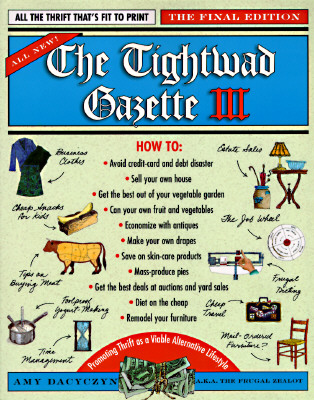 Image for TIGHTWAD GAZETTE III
