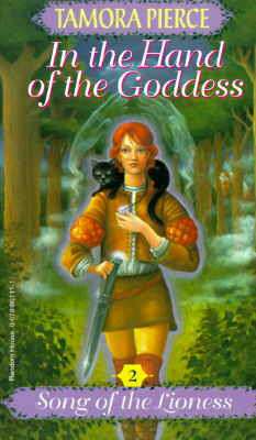 Image for In the Hand of the Goddess (Song of the Lioness #2)