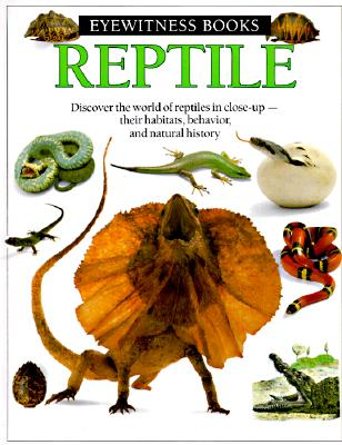 Image for REPTILE (EYEWITNESS BOOKS)