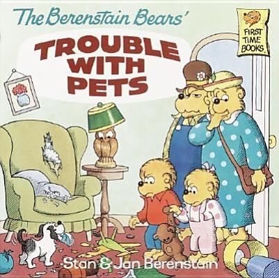 Image for Berenstain Bears Trouble With Pets
