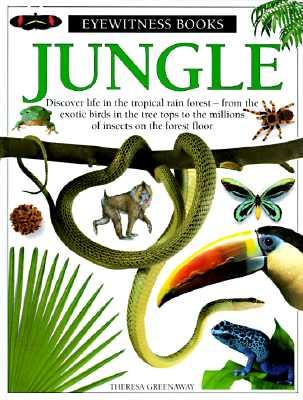 Jungle (Eyewitness Books), Greenaway, Theresa