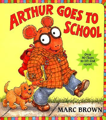 Image for Arthur Goes to School