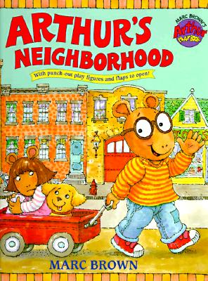 Image for Arthur's Neighborhood (Great Big Board Book)