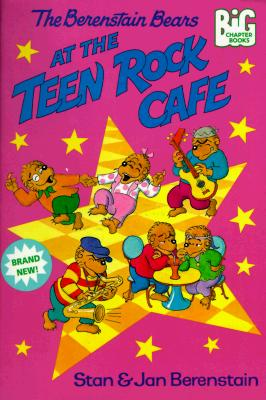 Image for The Berenstain Bears at the Teen Rock Cafe