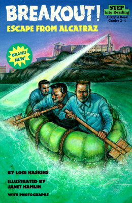 Image for Breakout! Escape from Alcatraz (Step into Reading)