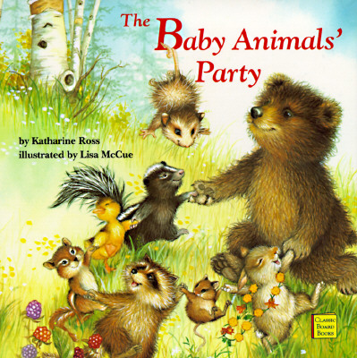 Image for The Baby Animals' Party (Classic Board Books)
