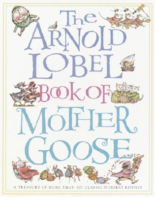 Image for ARNOLD LOBEL BOOK OF MOTHER GOOSE