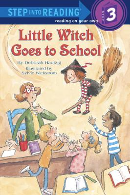 Image for LITTLE WITCH GOES TO SCHOOL LEVEL 3