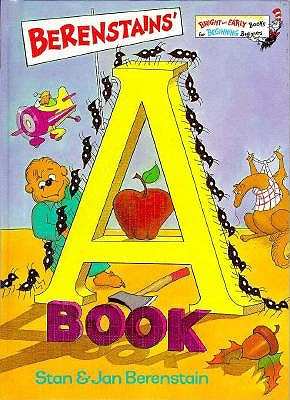 Image for Berenstains' A Book (Bright & Early Book.)