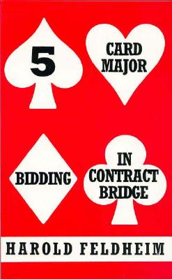Image for 5 Card Major Bidding in Contract Bridge