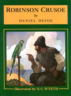 Image for Robinson Crusoe (Scribner's Illustrated Classics)