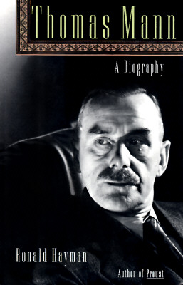 Image for Thomas Mann: A Biography
