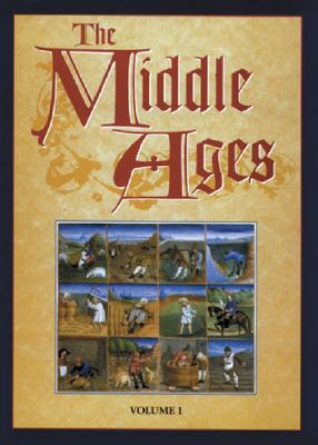 Image for The Middle Ages : An Encyclopedia for Students (4 v. set)