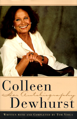 Image for COLLEEN DEWHURST HER AUTOBIOGRAPHY