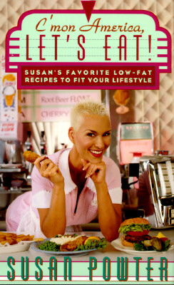 Image for C'MON AMERICA, LET'S EAT!: Susan's Favorite Low-Fat Recipes To Fit Your Lifestyle