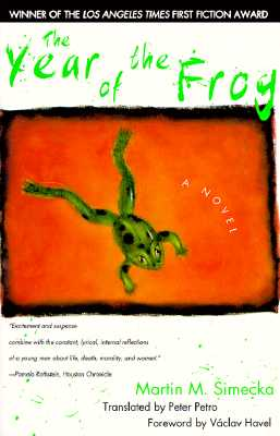 Image for Year of the Frog: A Novel