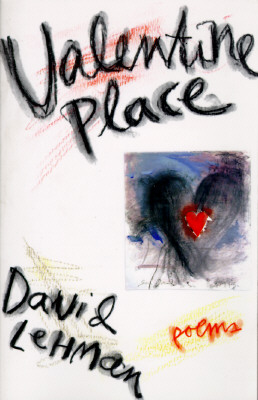 Image for VALENTINE PLACE: Poems (edition code 541)(SPP)