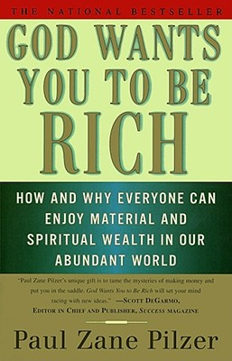 Image for GOD WANTS YOU TO BE RICH