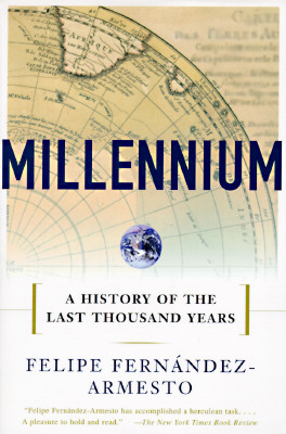 Image for Millennium; A History of the Last Thousand Years