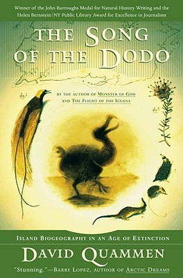 Image for The Song of the Dodo: Island Biogeography in an Age of Extinction