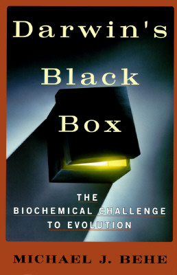 Image for DARWIN'S BLACK BOX: The Biochemical Challenge to Evolution