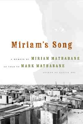 Image for Miriam's Song: A Memoir