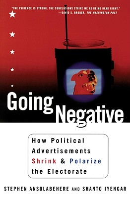 Image for Going Negative