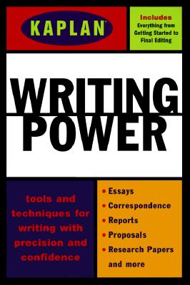 Image for Kaplan Writing Power (Power Series)