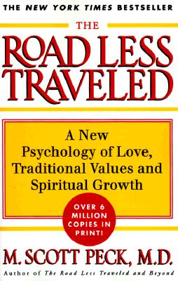 Image for ROAD LESS TRAVELED NEW PSYCHOLOGY OF LOVE, TRADITIONAL VALUES...