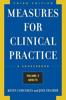 Image for MEASURES FOR CLINICAL PRACTICE VOLUME 2 ADULTS