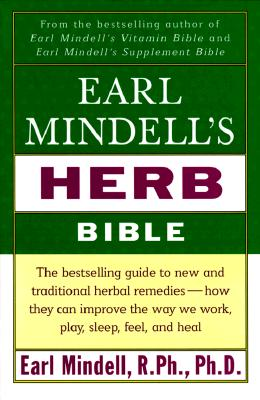 Image for Earl Mindells Herb Bible