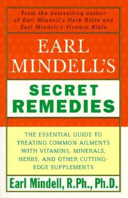 Image for Earl Mindell's Secret Remedies
