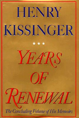 Image for Years of Renewal