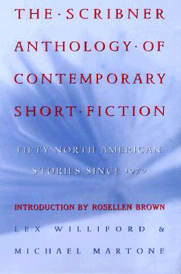 Image for The Scribner Anthology of Contemporary Short Fiction: Fifty North American American Stories Since 1970