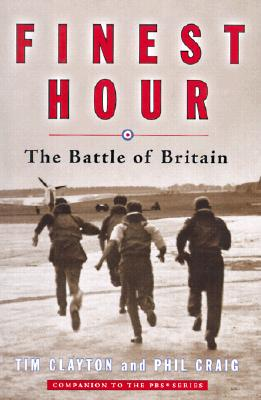 Image for Finest Hour: The Battle of Britain