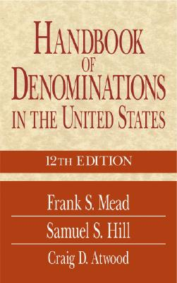 Image for Handbook of Denominations in the United States, 12th Edition