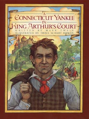 Image for A Connecticut Yankee in King Arthur's Court (Books of Wonder)