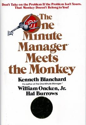 Image for ONE MINUTE MANAGER MEETS THE MONKEY