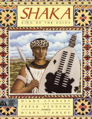 Image for Shaka, King of the Zulus