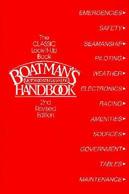 Image for Boatman's Handbook ~ Motor Boating & Sailing ~ The Classic Look-It-Up Book
