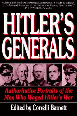 Image for Hitler's Generals