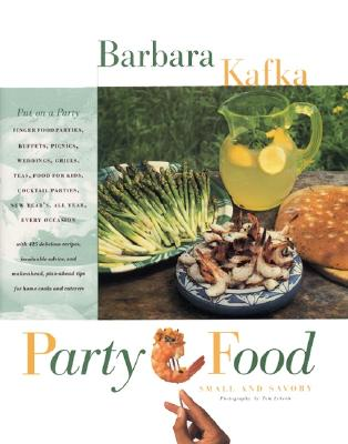 Image for PARTY FOOD: Small & Savory