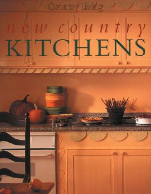 Image for Country Living New Country Kitchens
