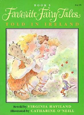 Image for Favorite Fairy Tales Told in Ireland (Book 5)